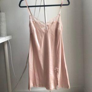 Victoria's Secret babydoll lingerie dress